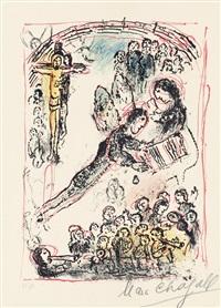 la féerie et le royaume by marc chagall