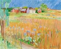 borderlands, easton meadow by geraldine douglas goldman