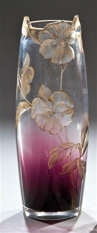 Vase by Gräfliche Harrach'sche Glasfabrik (Co ) on artnet
