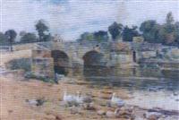 iford bridge by frank richards