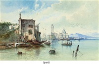 capriccio of the italian coast (+ another; pair) by edwin st. john