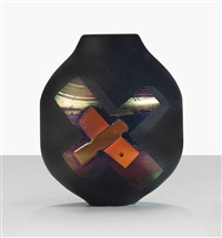 black vase by joel philip myers