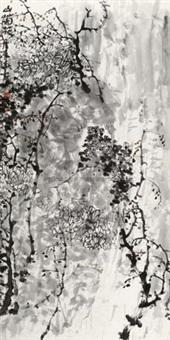 山菊花 by an shun