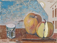 composizione con mele by mario tozzi