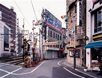hilo street, jiyu gaoka, tokyo by thomas struth