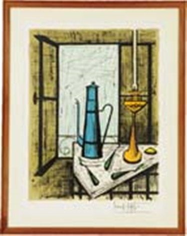 静物 by bernard buffet