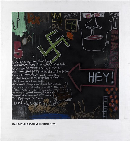jean michel basquiat untitled by avdei ter oganian