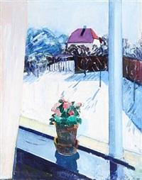 view from window by axel bentzen