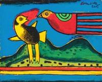 l'appel de l'oiseau by corneille
