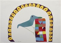 bird by walter whall battiss