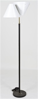 artek a810 floor lamp by alvar aalto