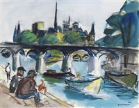 paris by alfred ziethlow