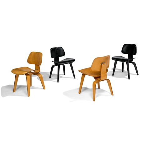 Brilliant Dcw Dining Chair Four By Charles And Ray Eames On Artnet Pdpeps Interior Chair Design Pdpepsorg