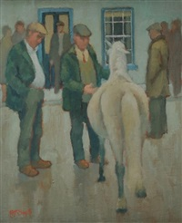 the grey mare by norman smyth
