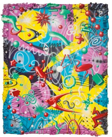 virowow by kenny scharf