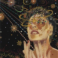 glassy by fred tomaselli