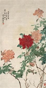牡丹 by liu weishu