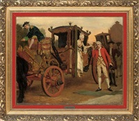 a grand arrival by thomas davidson