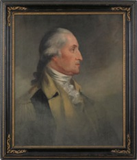 general george washington by joseph alexandre ames