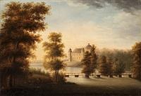 landskap med slott by eveline stading