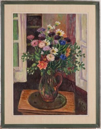flowers by waldo peirce