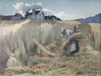 harvesters by david comba adamson