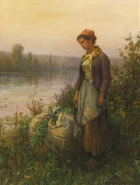 twilight by daniel ridgway knight