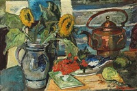 still life by ludvig jacobsen