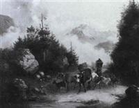 almabtrieb by joseph wilhelm melchior