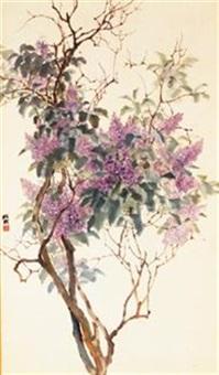 lilac by fei chengwu