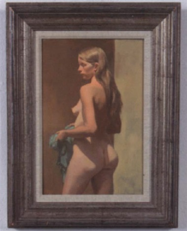 female nude by st julian fishburne