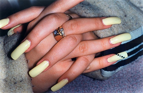 common sense white fingernails by martin parr