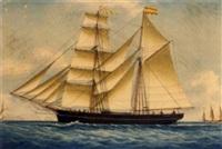 the spanish brigantine