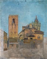 iglesia de santa catalina by nicolás (jiménez caballero navarro) alpériz