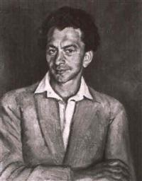 portrait des issai alexandrowitsch dobrowen by walter wäntig