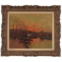 riverbank by mathilde lenoir