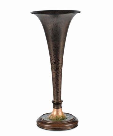 vaso a tromba by louis comfort tiffany