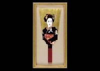 maiko with inaho by kunio komatsuzaki