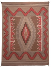 four corners rug by mary g. smith