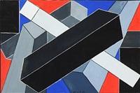 tumultkasser (chaotic boxes) by albert mertz