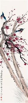 红梅双寿 by gao jun and jiang hanting