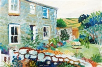 bosorne cottage, st just by fred yates