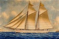 the spanish trading schooner