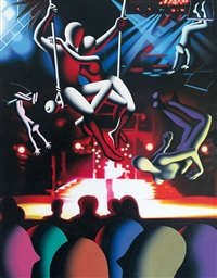 audience participation by mark kostabi