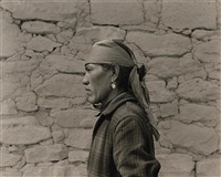 profile of an american indian by ben glaha