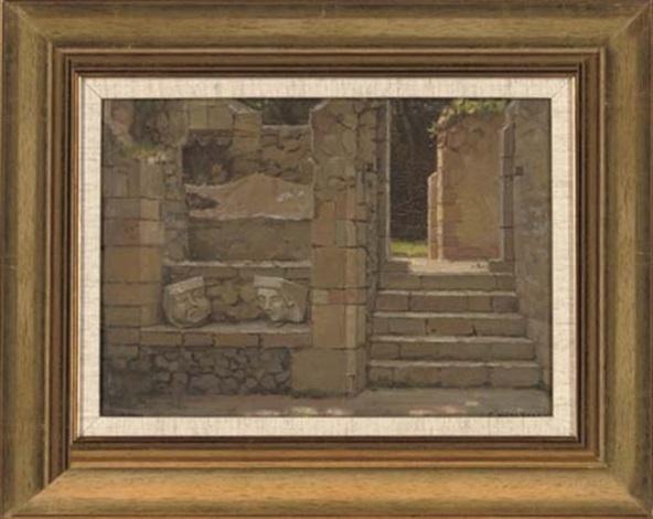 gargoyles conversing by garnet ruskin wolseley