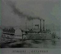 steamer autocrat by r. w. fishbourne