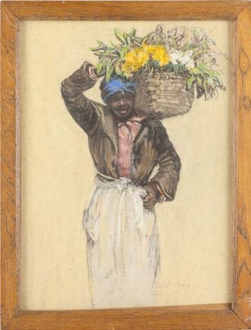 flower vendor by elizabeth oneill verner