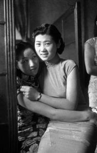 bar room flirtation by deng nan-guang