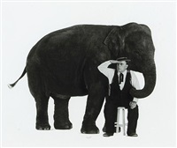 buster keaton, what elephant? by sid avery